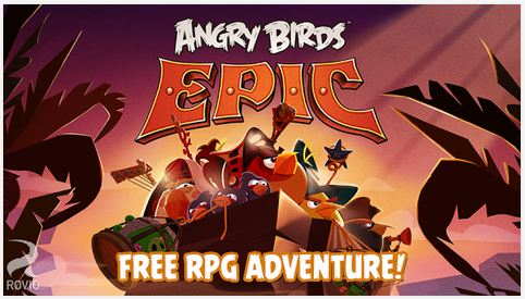 Angry Birds Epic APK para Android descargar