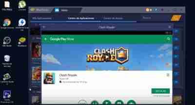 Descargar Clash Royale Para Pc Apk Windows 10 8 7 Vista Xp