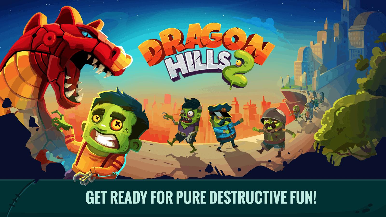 dragón hills 2 para pc en linea