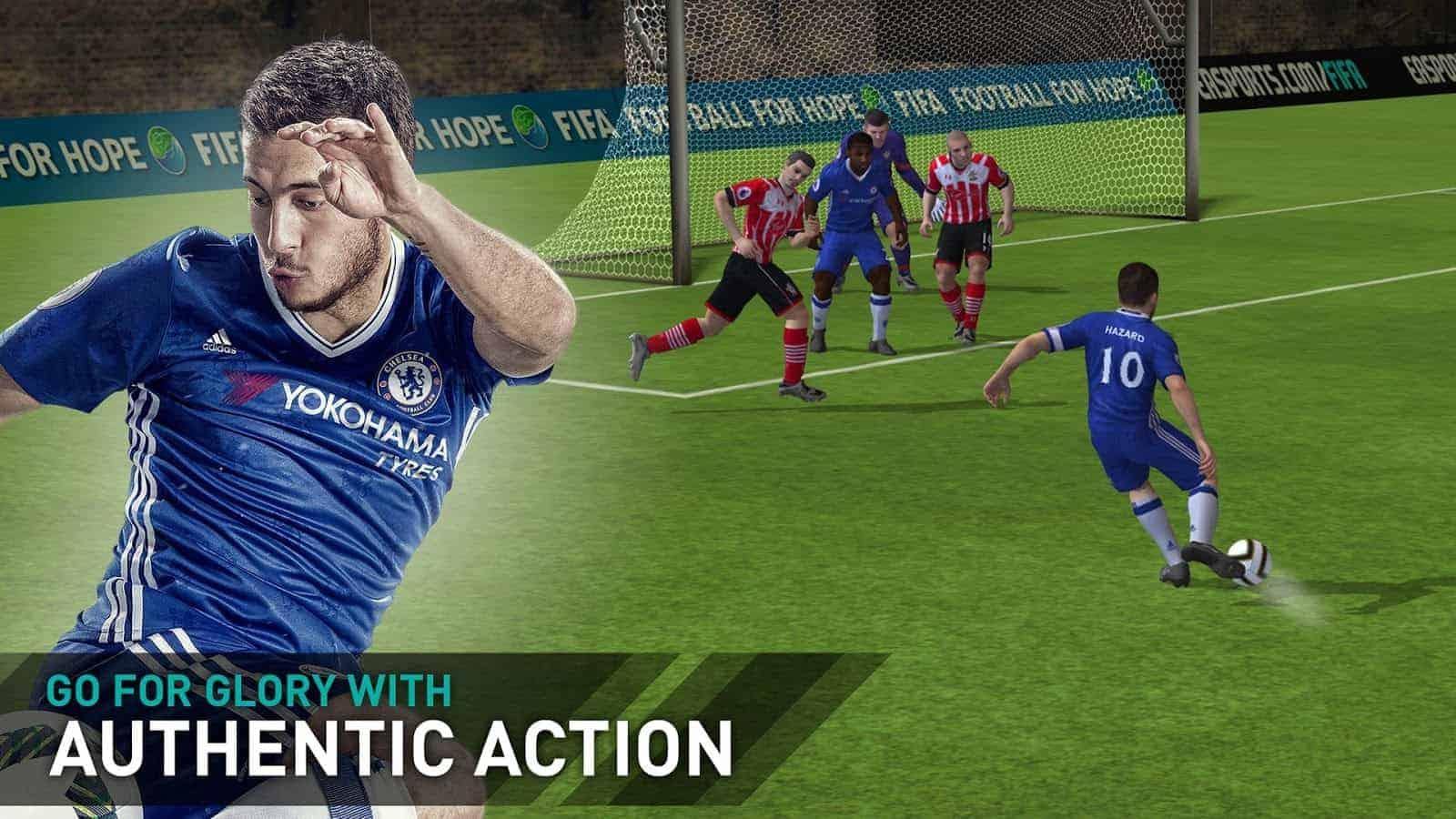 FIFA Mobile Soccer APK 10.6.00 games