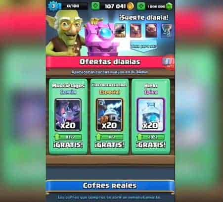 como descargar clash royale ios