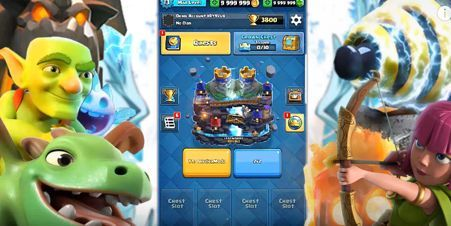 como descargar clash royale apk