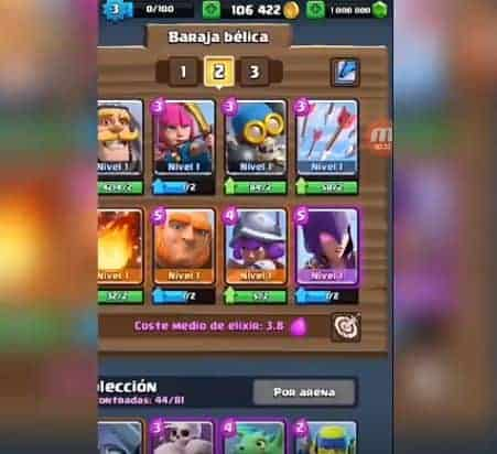como descargar clash royale android