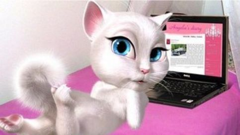 descargar my talking angela online