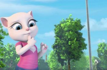 my talking angela apk aptoide
