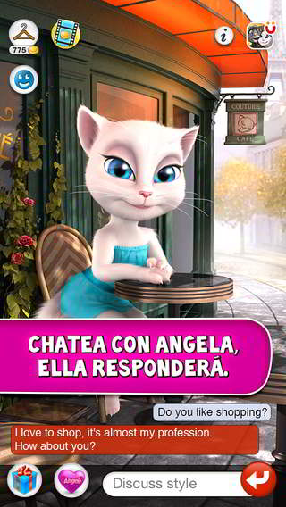 my talking angela apk android