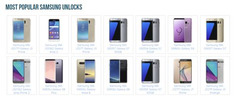 Cómo Desbloquear un Teléfono Samsung con Movical gratis