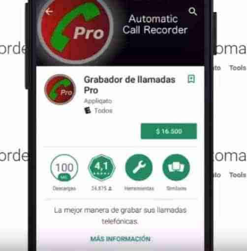 se puede Grabar Llamadas en iPhone o Android