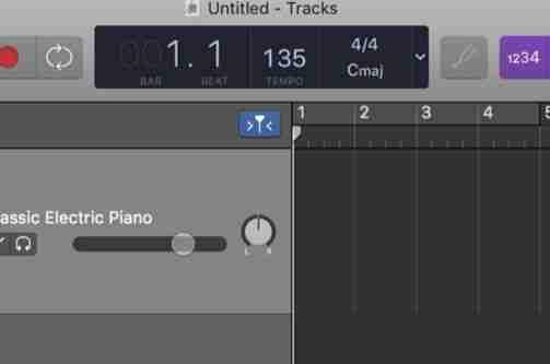 como usar garageband para grabar voz