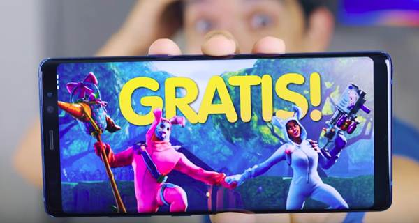 Descargar Fortnite Para Android INVITACION