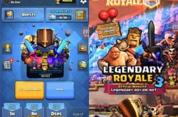 clash royale private server apk new cards