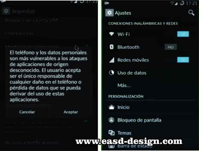 instalar apliaciones sin google play tv