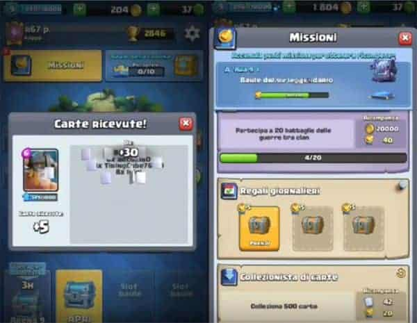 server privato Clash Royale apk