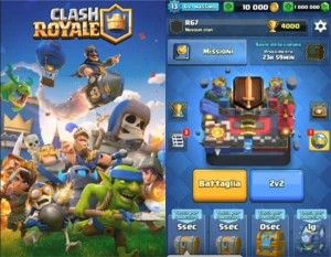 server privato Clash Royale android