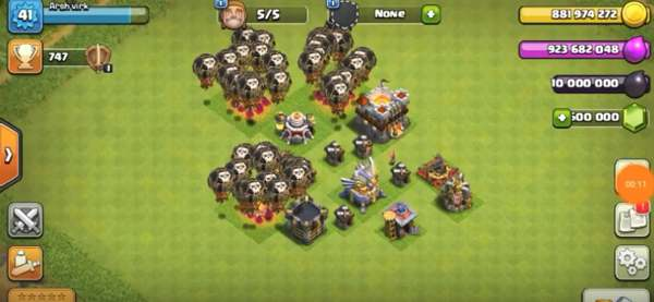 Nulls Clash of Clans APK PRIVATE SERVER