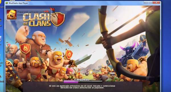 clash of clans para pc sin emulador