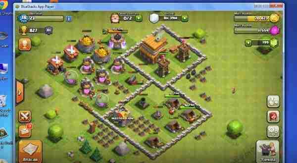 clash of clans para pc gratis