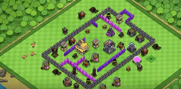 clash of clans para pc bluestacks