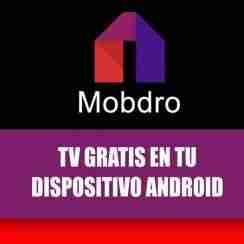 Descargar Mobdro APK instalar