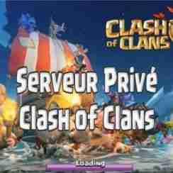 Serveur Privé Clash of Clans IOS