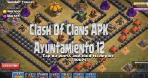 clash of clans apk latest