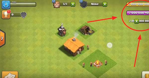 clash of clans apk actualizacion