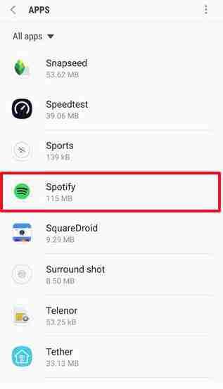 descargar spotify premium apk lite