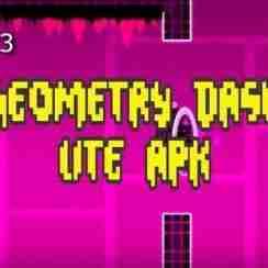geometry dash lite apk jugar