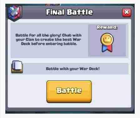 estrategias Guerra de Clanes Clash Royale