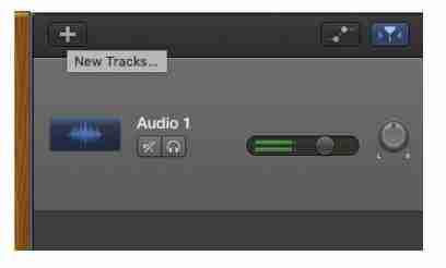 editar canciones con garageband app mac