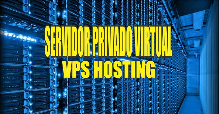servidor privado virtual caracteristicas