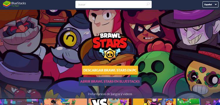brawl stars para pc como descargar