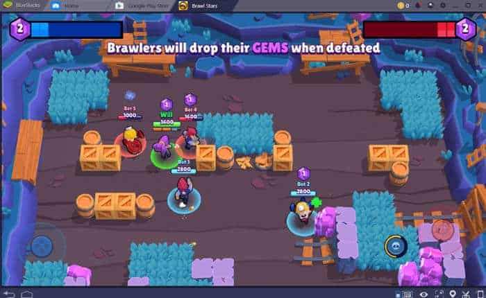 brawl stars para pc laptop
