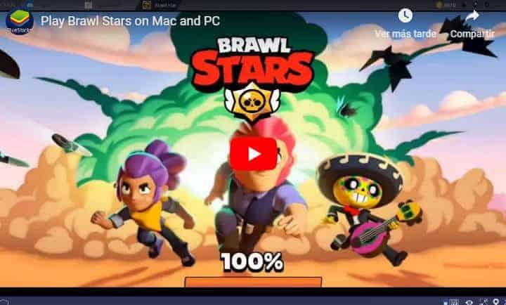 brawl stars para pc tablet