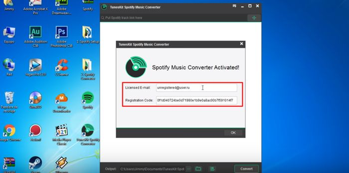 como descargar canciones de spotify en pc web player