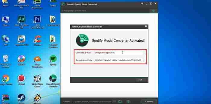 como descargar canciones de spotify en pc web player