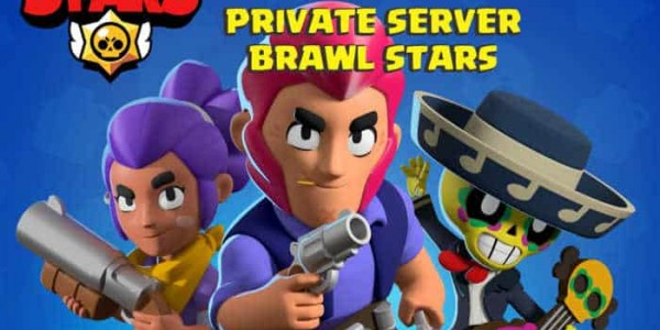 private server brawl stars 3