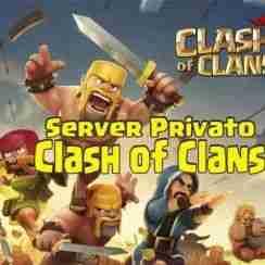 server privato Clash of clans android