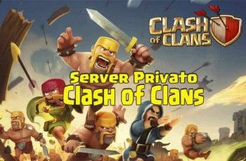 server privato Clash of clans android