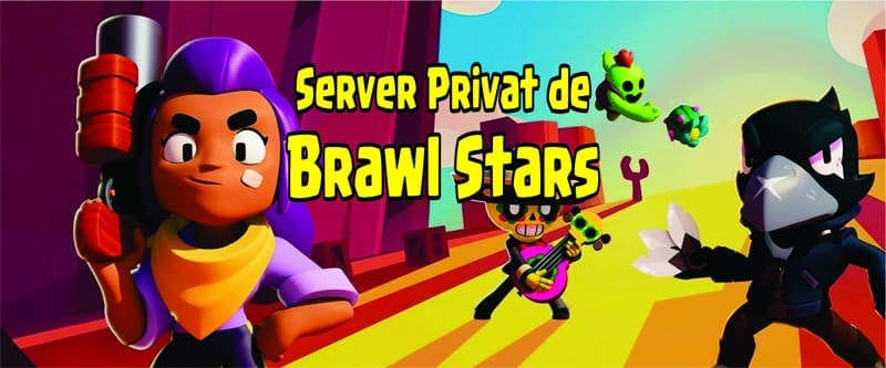 Server Privat de Brawl Stars android