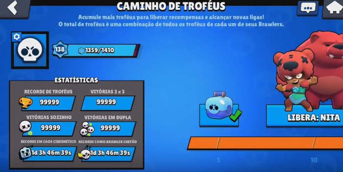 Servidor Privado do Brawl Stars android