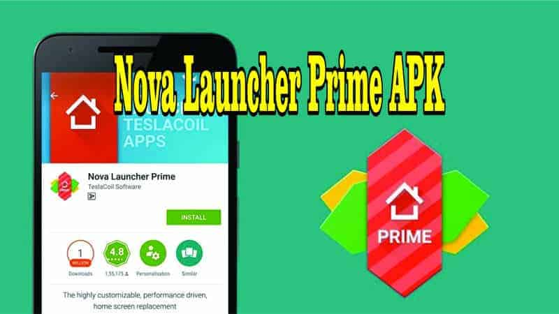 Nova Launcher Prime APK pc