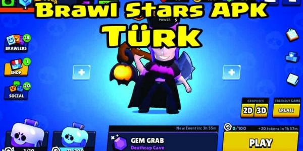 brawl stars apk Türk