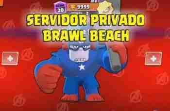 brawl beach servidor privado ultima version
