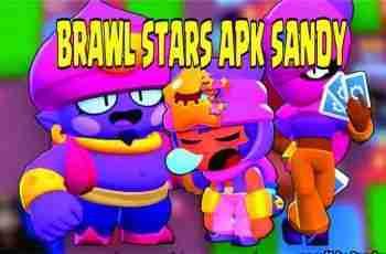 brawl stars apk sandy