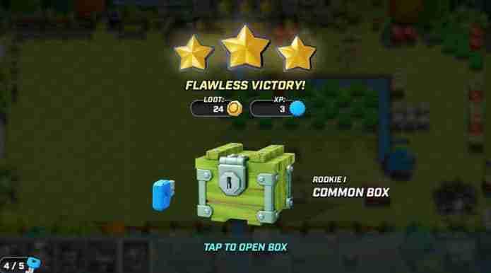 rush wars minas