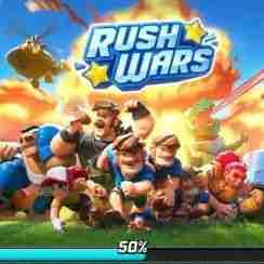rush wars apk actualizado