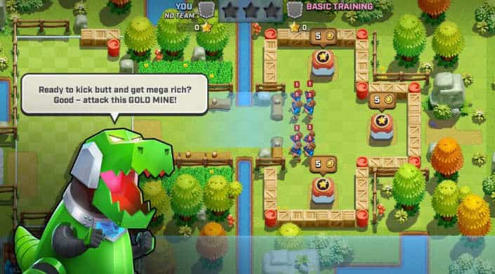 rush wars apple