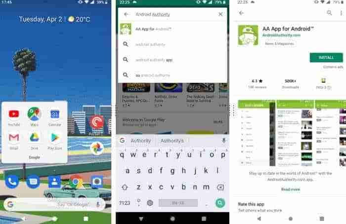 Cómo descargar y actualizar aplicaciones y juegos en Google Play Store celular