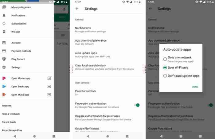 Cómo descargar y actualizar aplicaciones y juegos en Google Play Store pc